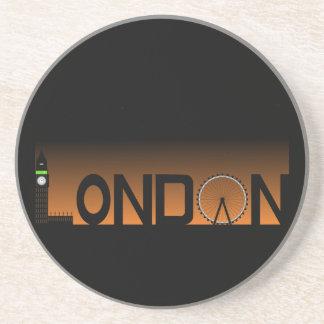 Porta-copos Skyline de Londres
