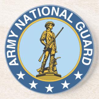 Porta-copos Slogan da guarda nacional do exército sempre