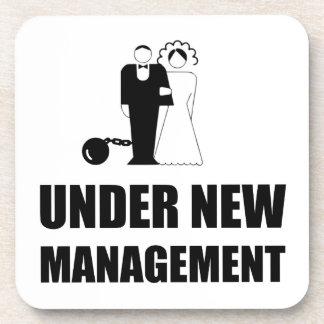 Porta Copos Sob a corrente nova da bola do casamento da gestão