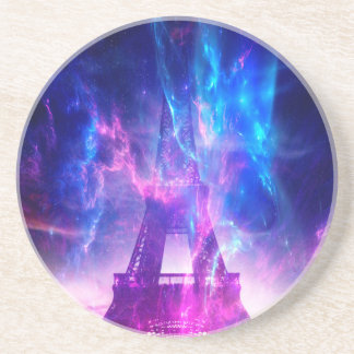 Porta-copos Sonhos parisienses Amethyst