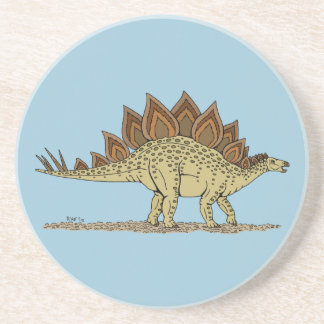 Porta-copos Stegosaurus