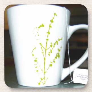 Porta Copos Tenha um chá de O do copo!