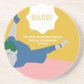 Porta-copos Ténis de mesa Barb