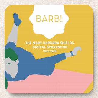 Porta Copos Ténis de mesa Barb