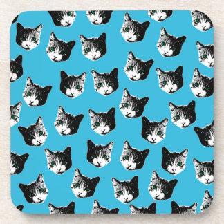 Porta-copos Teste padrão do gato