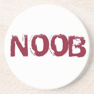 Porta-copos Texto de NOOB