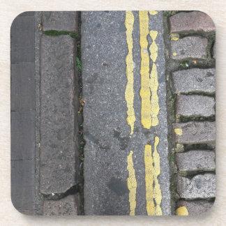 Porta Copos Texturas da estrada