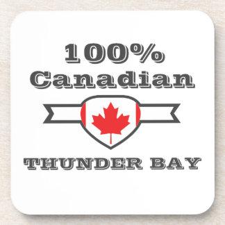 Porta-copos Thunder Bay 100%