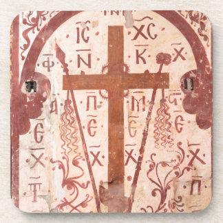 Porta Copos Trabalhos de arte transversais de Christain