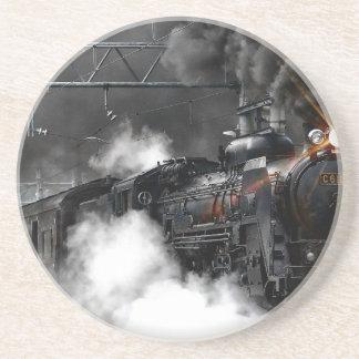 Porta-copos Trem do vapor