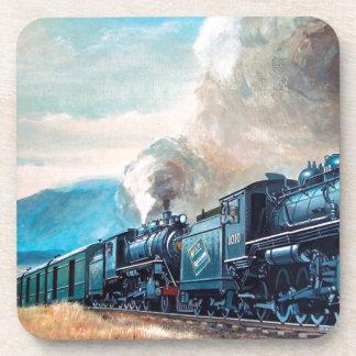 Porta Copos Trem locomotivo