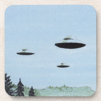 Porta-copos Trio do UFO