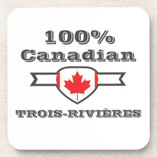 Porta-copos Trois-Rivières 100%