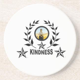 Porta-copos um outro círculo para a bondade