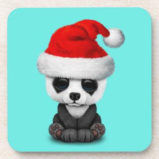 Porta Copos Urso de panda do bebê que veste um chapéu do papai