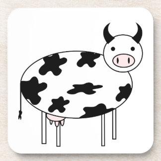 Porta-copos Vaca bonito
