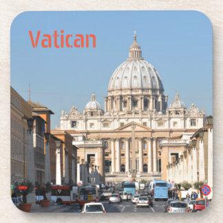 Porta-copos Vaticano, Roma, Italia