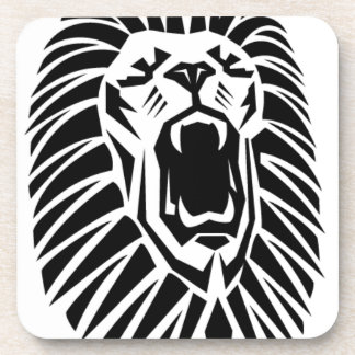 Porta-copos vecto principal do leão