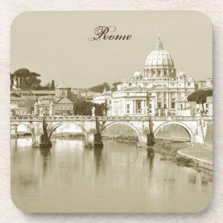 Porta-copos Vintage Roma, Italia