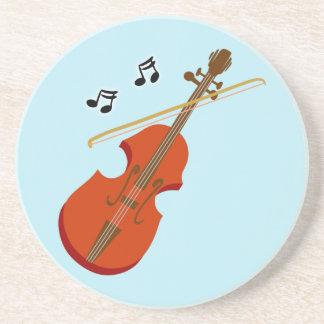 Porta-copos Violino Violine de Geige
