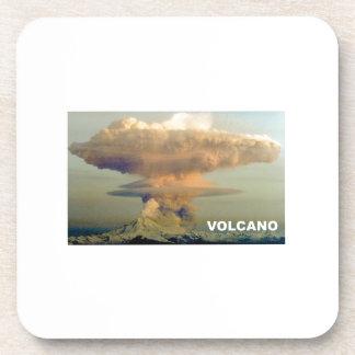 Porta Copos Vulcão distante