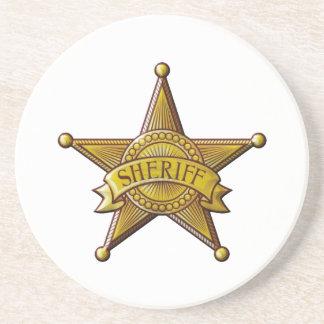 Porta-copos Xerife