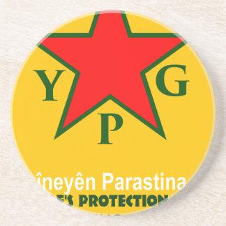 Porta-copos ypg-ypj - kobani do apoio
