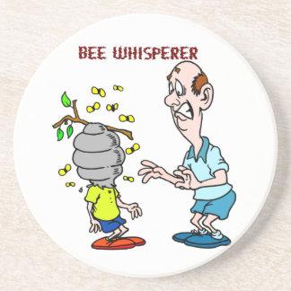 Porta-copos Zangão do Whisperer da abelha dos amantes das