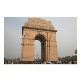 Porta Deli de India Panfletos Coloridos