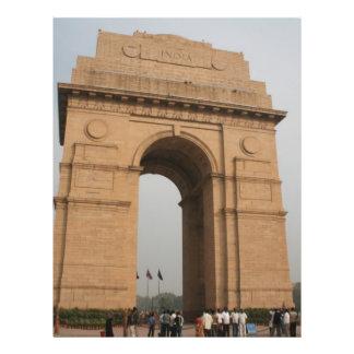 Porta Deli de India Panfletos Personalizado