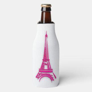 Porta-garrafa 3d torre Eiffel, clipart de France