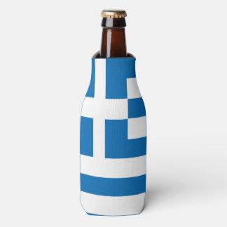Porta-garrafa A bandeira nacional da piscina