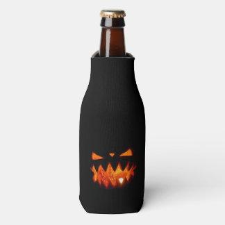 Porta-garrafa Abóbora do Dia das Bruxas