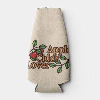 Porta-garrafa Amante da sidra de maçã