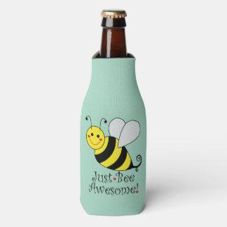 Porta-garrafa Apenas a abelha impressionante Bumble a abelha