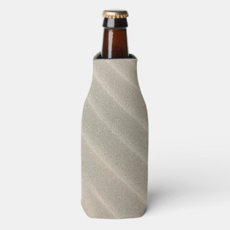 Porta-garrafa Areia ondulada da praia