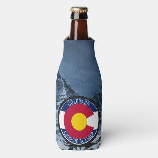 Porta-garrafa Bandeira da circular de Colorado