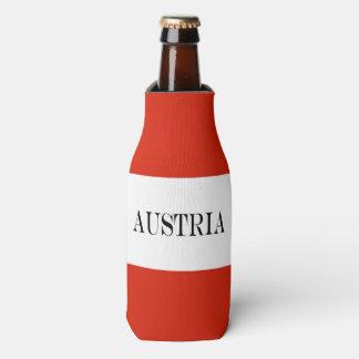 Porta-garrafa Bandeira de Áustria