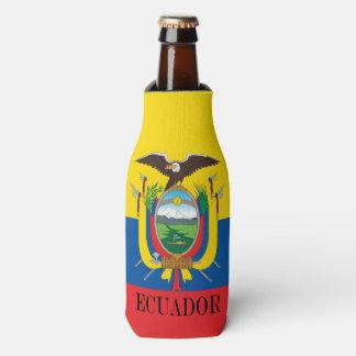 Porta-garrafa Bandeira de Equador