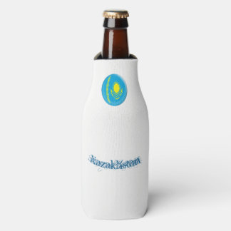 Porta-garrafa Bandeira de Kazakhstan Kazakhstani