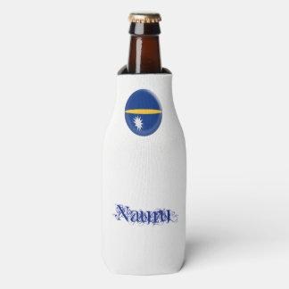 Porta-garrafa Bandeira de Nauru
