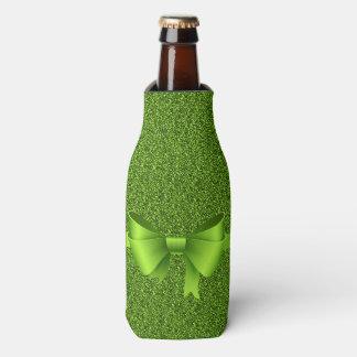 Porta-garrafa Brilho e arco verdes