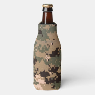 Porta-garrafa Camuflagem