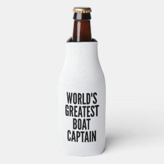 Porta-garrafa Capitão do barco dos mundos o grande