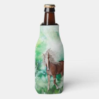 Porta-garrafa Cavalo bonito no país das maravilhas