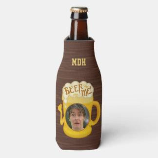 Porta-garrafa Cerveja engraçada mim foto personalizada | do