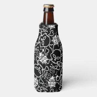 Porta-garrafa Crânios dos grafites