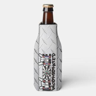 Porta-garrafa Dano incorporado arremessa a equipe