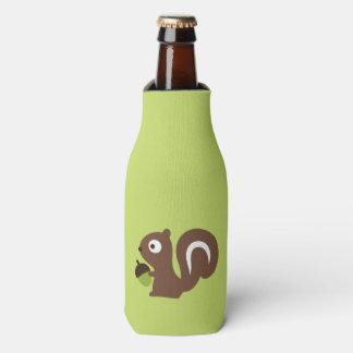 Porta-garrafa Design bonito do esquilo do bebê