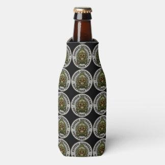 Porta-garrafa Equipe da resposta da manifestação do zombi
